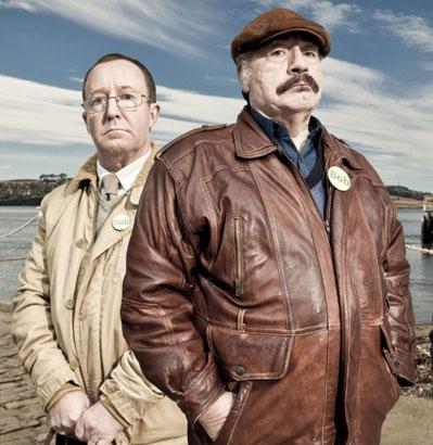 Bob Servant Series I & II - BBC Scotland for BBC 4