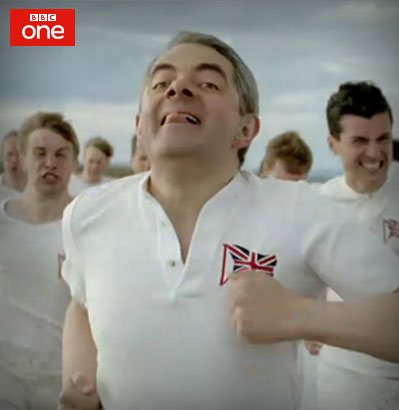 Olympics Opening Ceremony / Mr Bean - Directed by: Danny Boyle