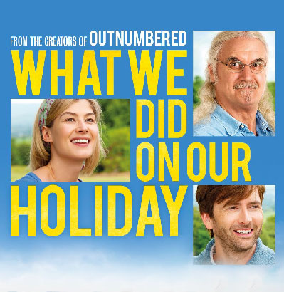 What We Did on our Holiday - Lionsgate Films UK