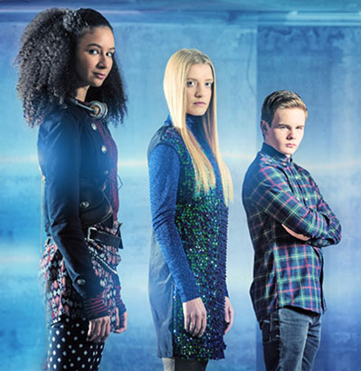 Eve Series I & II - Leopard Drama for CBBC
